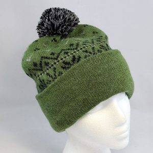 Snowflake Watch Cap